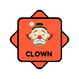 Clown Custom Patches No Minimum