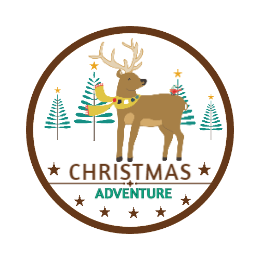 Christmas Adventure Make Custom Patches