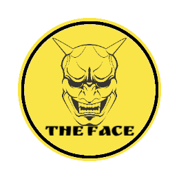 The Face Custom Made Patches
