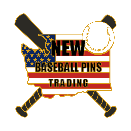 USA Custom Baseball Trading Pins