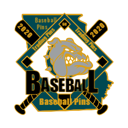 Exquisite Custom Baseball Pins