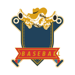 Five Baseball Team Trading Pins
