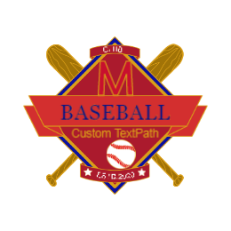 2020 Best Baseball Team Trading Pins