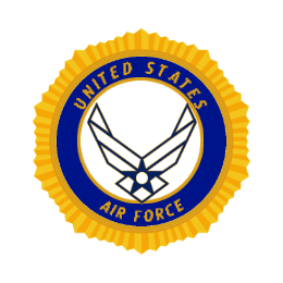 USA Air Force Lapel Pins