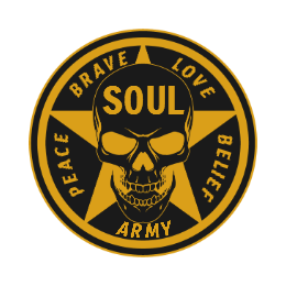 Soul Army Custom Enamel Pins