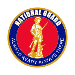 National Guard Army Custom Pins