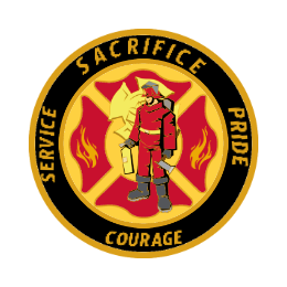 Fireman Hero Custom Enamel Pins
