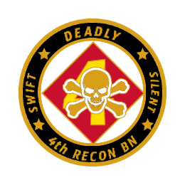 Unique Recon Army Lapel Pins
