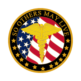So Others May Live Nursing Lapel Pins