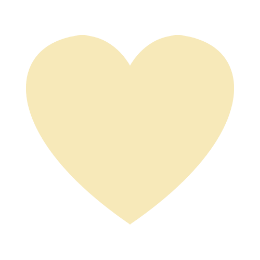 Gold Heart Blank Template Lapel Pins