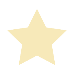 Gold Star Blank Template Lapel Pins