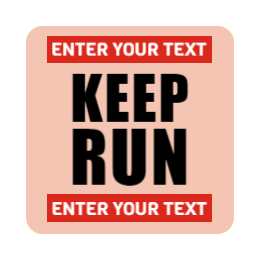 Keep Run Custom Pin