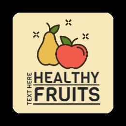 Fruit Custom Pins