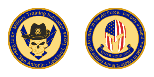 Coins Air Force
