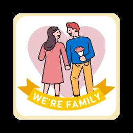 Family Custom Pins