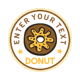 Donut Cutom Pins