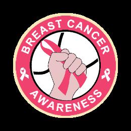 Breast Cancer Custom Pins
