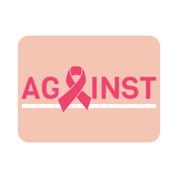 Aginst Brest Cancer Custom Pins