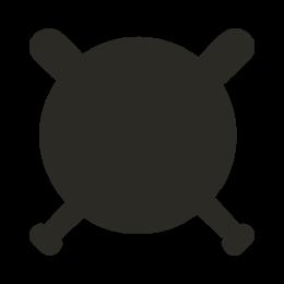 Black Blank Trading Pins