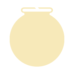 Shinny Gold Round Blank Medals