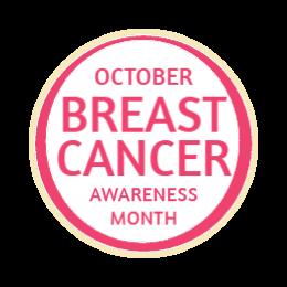 June Breast Cancer Custom Pins