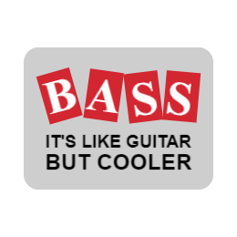 Bass Custom Pins
