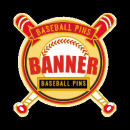 Delicate Baseball Fighting Custom Baseball Pins