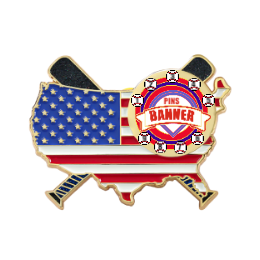 Cool USA Custom Baseball Pins