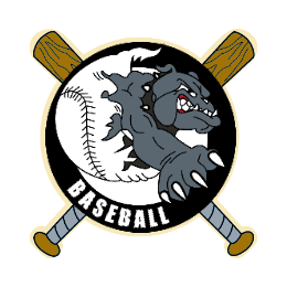 Ferocity Bulldog BaseballTradingPins
