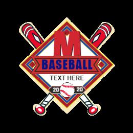 2020 Fine Baseball Team Trading Pins