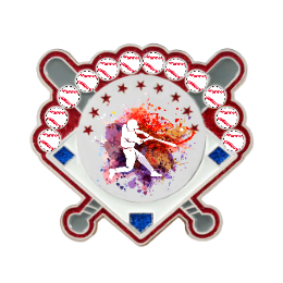 Baseball War Custom Trading Pins