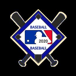 2020 Baseball Custom Pins