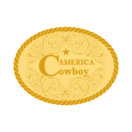 America Cowboy Custom Buckles