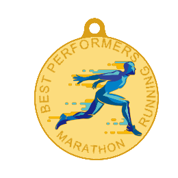 Best Performers Race Medals