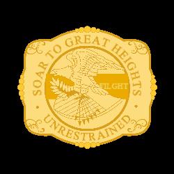 Unrestrained Balg Eagle Custom Belts