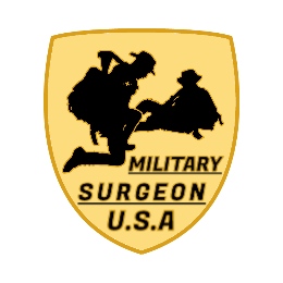 Military Surgeon USA Custom Pins