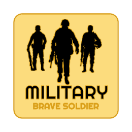 Soldier Custom Lapel Pins
