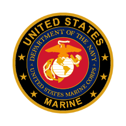 Military Marine Custom Lapel pin