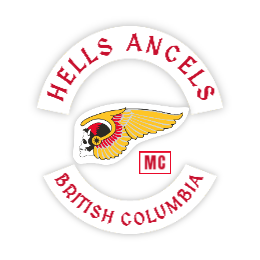 Hells Angel Custom Patches