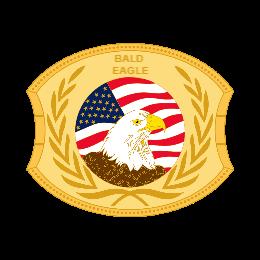 Bald Eagle custommadebeltbuckles