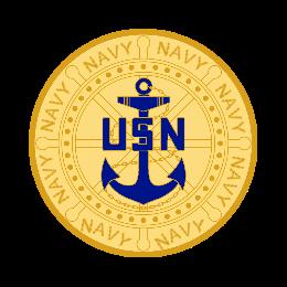Gold Navy Custom Buckles