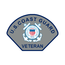 USA Coast Guard Custom Patches