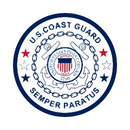 Semper Paratus Custom Patches