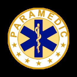 Paramedic Custom Lapel Pins