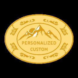 Cool Custom cast belt buckles