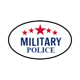 Military Police Custom Patches