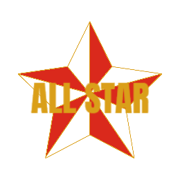 All Star Lapel Pins