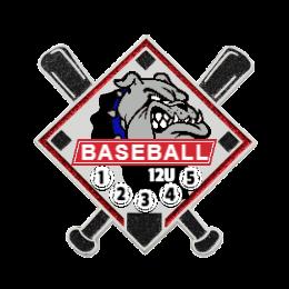 12U Baseball Trading Pins