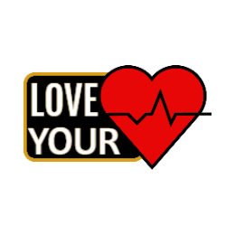 Love Your Heart Custom Pins