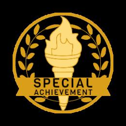 Special Achievement Custom Lapel Pins